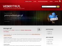 WebKrytyk